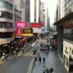 SoHo tilt shift